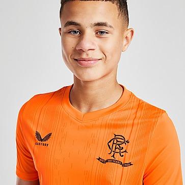 Castore Rangers FC Pre Match Shirt Junior