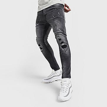 Brave Soul Oliver Ripped Jeans