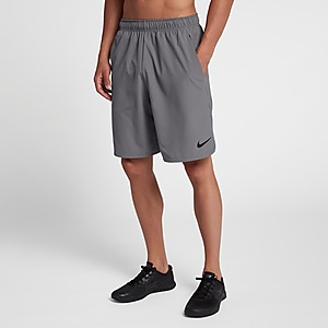 cheap for discount really comfortable official store Nike Nike Flex Men's Woven Training Shorts
