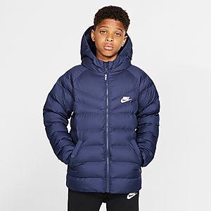 4b443ace60 Nike Nike Sportswear Older Kids' Synthetic-Fill Jacket