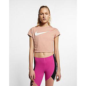 d02376d7 Nike Nike Sportswear Women's Swoosh Short-Sleeve Crop Top