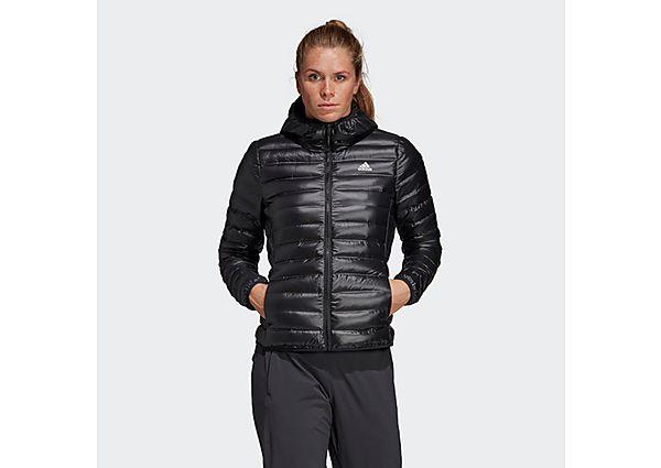 adidas Varilite Down Jacket - Black - Womens