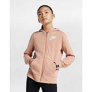 d7862a881c Nike Nike Air Older Kids' (Girls') Full-Zip Hoodie