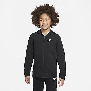Nike Sportswear Full Zip Hoodie Junior