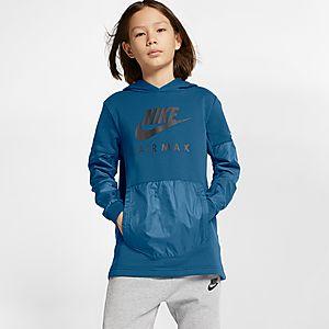 01b1b9750 NIKE Nike Air Max Older Kids' (Boys') Pullover Hoodie