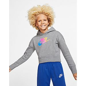 e574dfb9e Nike Nike Sportswear Older Kids' (Girls') Cropped Hoodie