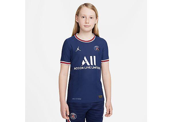 Nike Paris Saint-Germain 2021/22 Match Home Older Kids' Nike Dri-FIT ADV Football Shirt - Midnight Navy - Kids