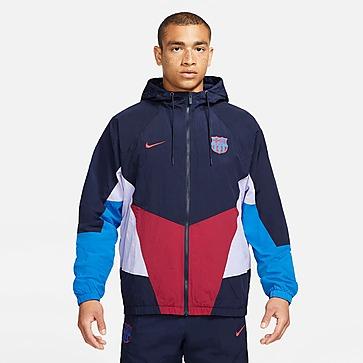 Nike FC Barcelona Woven Jacket