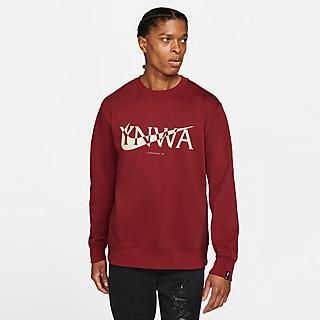 Nike Liverpool FC Fleece Crew Sweatshirt