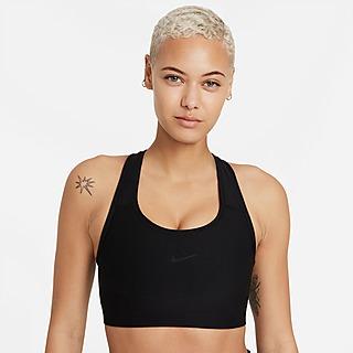 Nike Nike Dri-FIT Swoosh Seamless Women's Medium-Support 1-Piece Pad Sports Bra