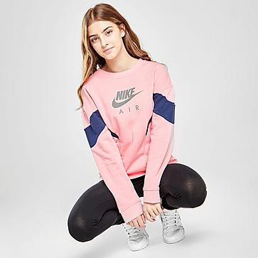 Nike Nike Air Older Kids' (Girls') French Terry Sweatshirt