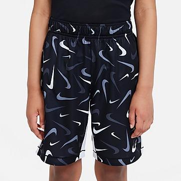Nike Dri-FIT All Over Print Shorts Junior
