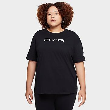 Nike Air Boyfriend Plus Size T-Shirt