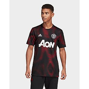 e319c7ef2c0 adidas Performance Manchester United Home Pre-Match Jersey ...