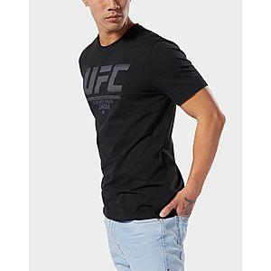 5abcc57c ... REEBOK UFC Fan Gear Logo Tee