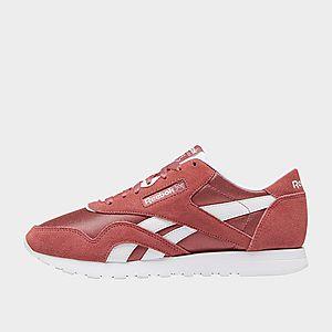 WOMEN'S REEBOK CLASSIC Leather Seasonal 2 Shoes Pink Sz 8.5