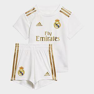 promo code 5b834 68455 adidas Performance Real Madrid Home Baby Kit