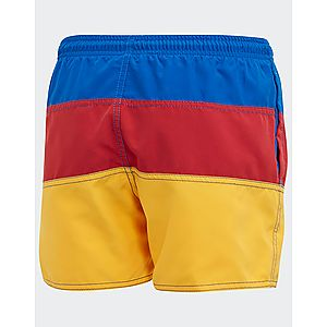 b2b1383183 adidas Performance Colorblock Swim Shorts adidas Performance Colorblock Swim  Shorts