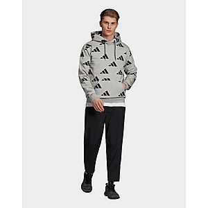 e6e4026a adidas Athletics Athletics Pack Allover Hoodie adidas Athletics Athletics  Pack Allover Hoodie