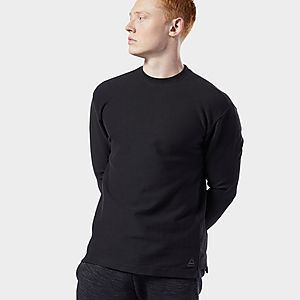 Reebok Classics Iconic crew neck Sweatshirt White   Reebok Australia