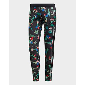 3be706810339ad adidas Originals Floral Allover Print Leggings ...