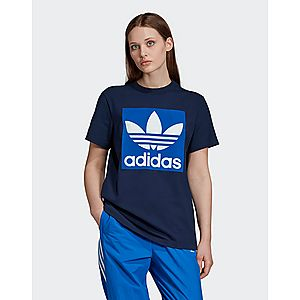 8965f5fd adidas Originals Boyfriend Long-Sleeve Top ...