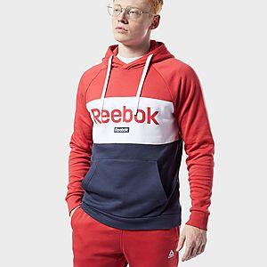 4541afdd14 REEBOK Training Essentials Linear Logo Hoodie