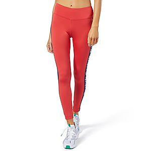 7b437a6888b971 REEBOK Training Essentials Linear Logo Tights ...