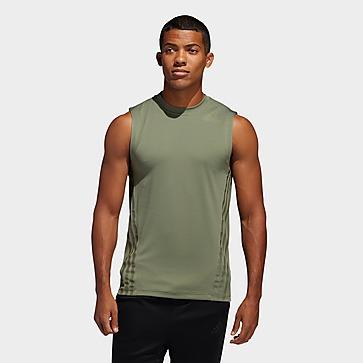 ADIDAS FREELIFT TECH Climacool T Shirt Herren Fitness