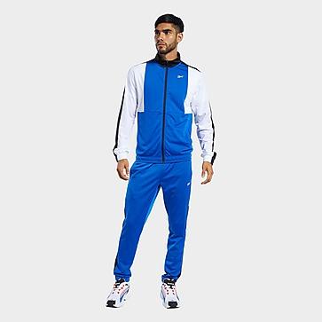 Reebok Crossfit Mens Track Pants Grey Fleece Fitted Tracksuit Jog Bottoms XXL