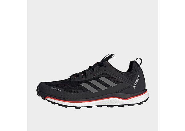adidas Terrex Agravic Flow Gore-Tex Trail Running Shoes - Core Black - Womens