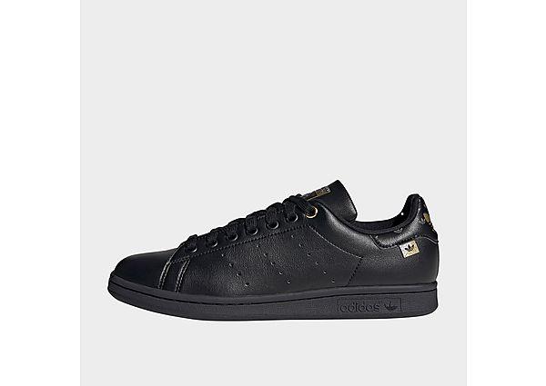 adidas Originals Stan Smith Shoes - Core Black - Womens