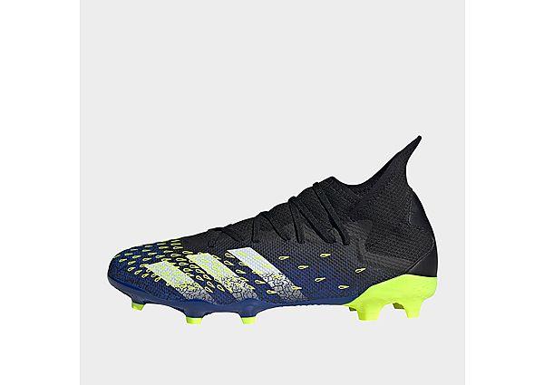 adidas Predator Freak.3 Firm Ground Boots - Core Black - Womens