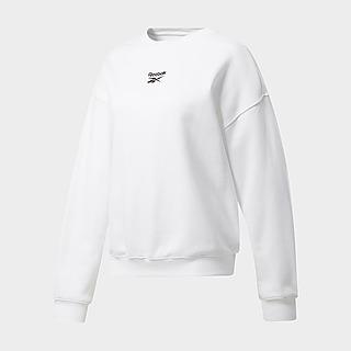 Reebok classics small logo sweatshirt