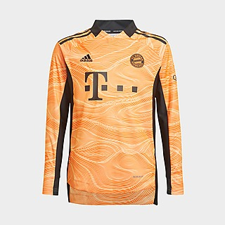 adidas FC Bayern 21/22 Goalkeeper Jersey
