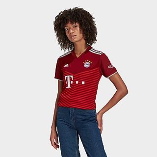 adidas FC Bayern 21/22 Home Jersey