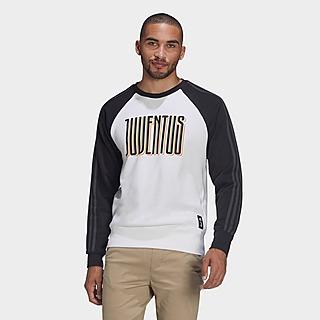 adidas Juventus Graphic Crew Sweatshirt
