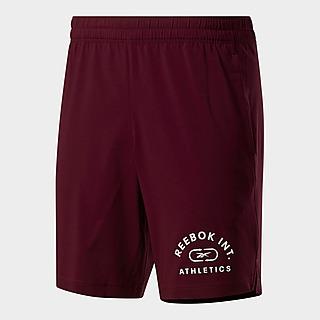 Reebok workout ready graphic shorts