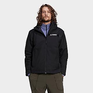 adidas Terrex Multi RAIN.RDY Primegreen Insulated 2L Rain Jacket