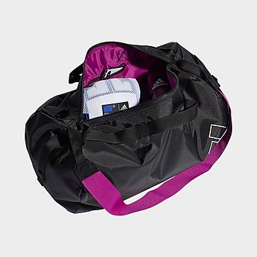 adidas Canvas Sports Duffel Bag