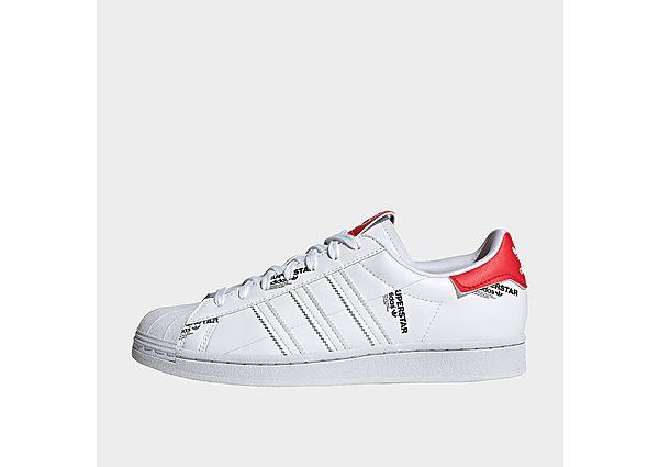 adidas Originals Superstar Shoes - Cloud White - Mens