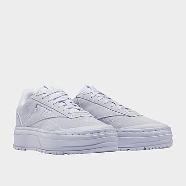 Reebok club c double geo shoes