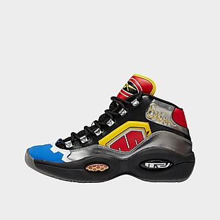 Reebok power rangers question mid shoes