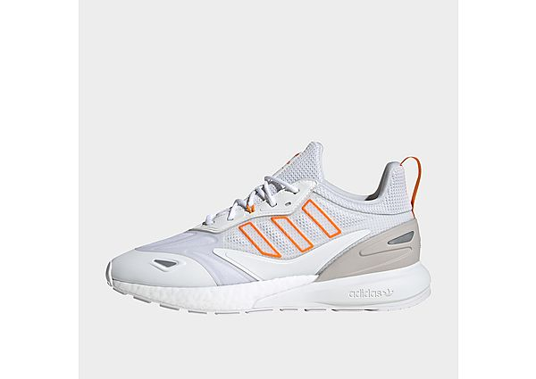 adidas Originals ZX 2K Boost 2.0 Shoes - Cloud White