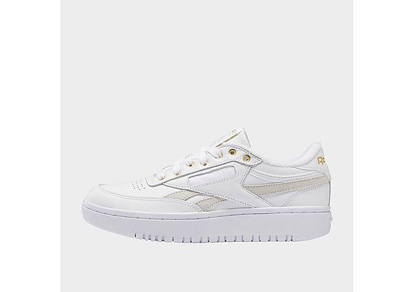 Reebok club c double shoes - Cloud White - Womens