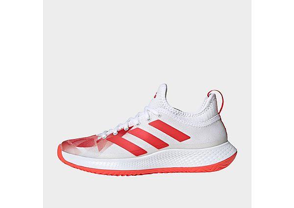 adidas Defiant Generation Multicourt Tennis Shoes - Cloud White - Womens