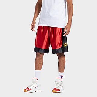 Reebok allen iverson i3 archive basketball shorts