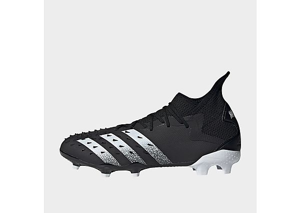 adidas Predator Freak.2 Firm Ground Boots - Core Black - Mens