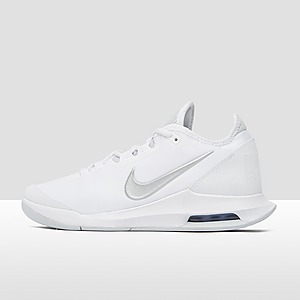 NIKE COURT AIR MAX WILDCARD HARDCOURT TENNISSCHOENEN WITZWART HEREN | Perrysport