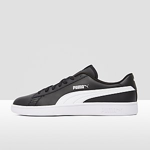 c7588e82193 PUMA SMASH V2 SNEAKERS ZWART/WIT HEREN